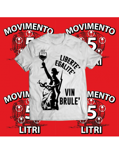 Libertè Egalitè Vinbrule